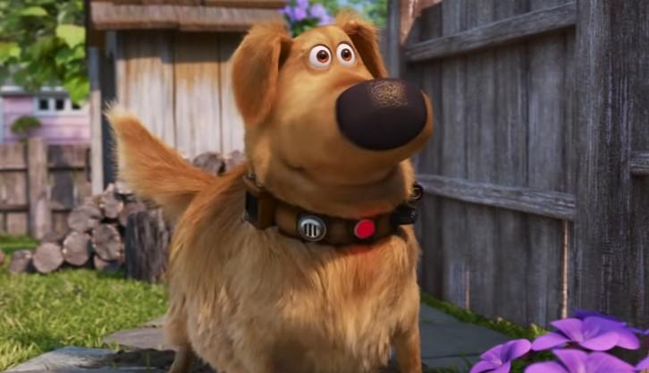 Disney Pixar Releases Trailer for Up Spinoff, Dug Days