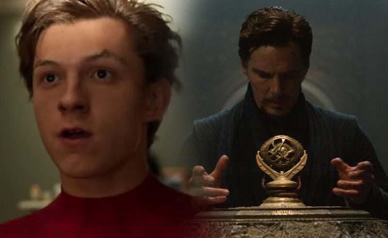 Doctor Strange Revealed in Spider-Man 3 Promo Art