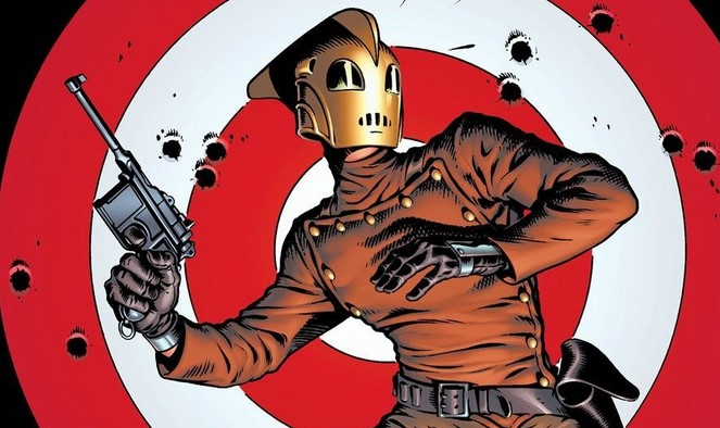 The Return of the Rocketeer in the Works with David Oyelowo