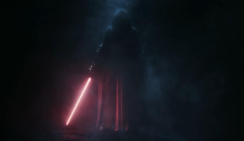 Knights of the Old Republic Remake Trailer Features Darth Revan