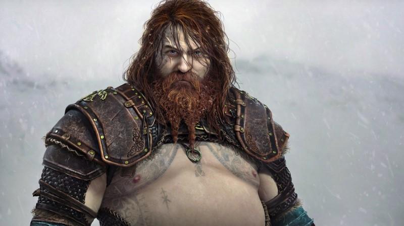 God of War: Ragnarok Fans Arguing Over Thor's Hefty Build