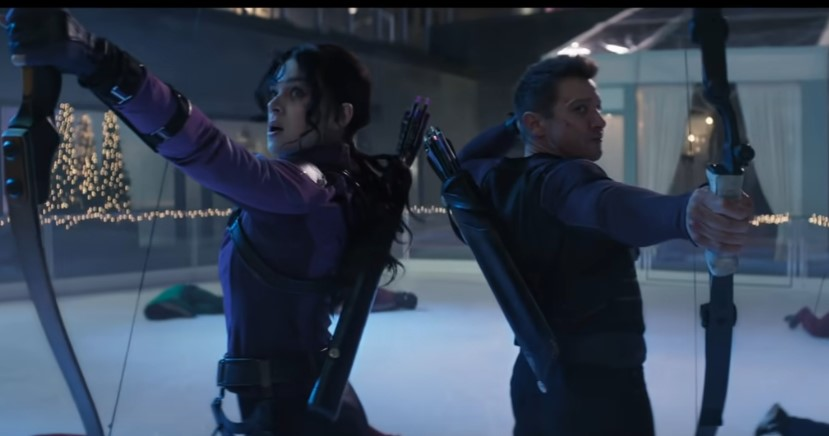 The First Hawkeye Trailer Promises a Holiday Action Comedy