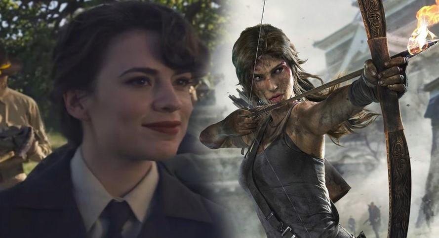 Hayley Atwell to Voice Lara Croft in Tomb Raider Anime