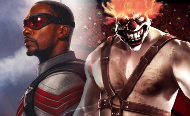 Anthony Mackie to Lead Live-Action Twisted Metal Series
