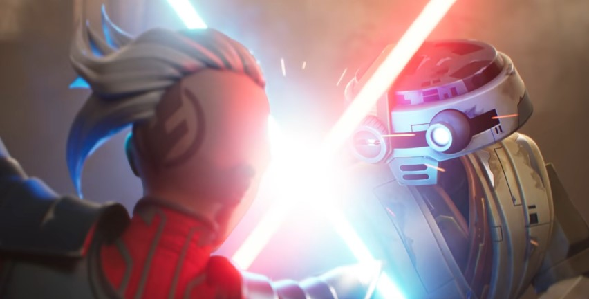 Heroes Clash in Cinematic Trailer for Star Wars: Hunters