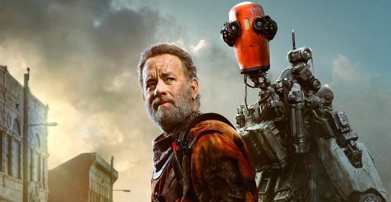 Tom Hanks Lives in the Post-Apocalypse in Apple's Finch