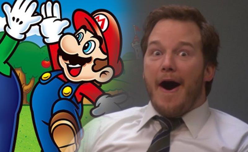 Chris Pratt Leads Star-Studded Cast of Super Mario Film