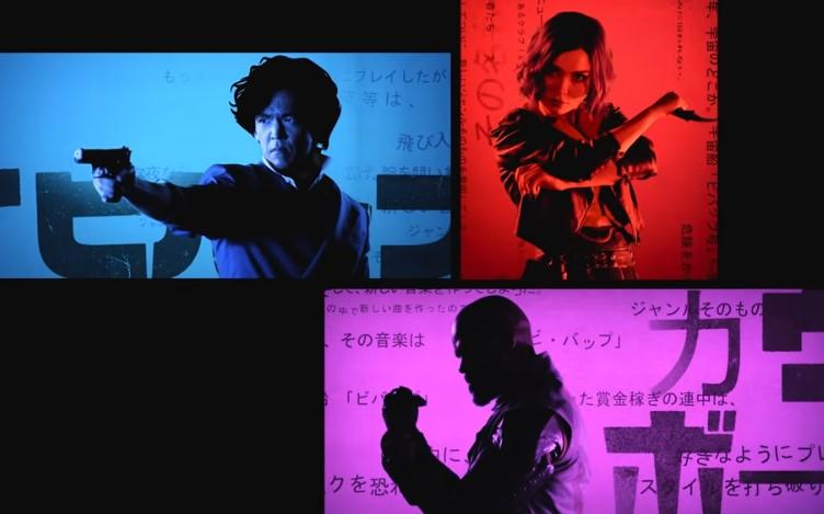 Netflix's Cowboy Bebop Recreates the Anime Intro