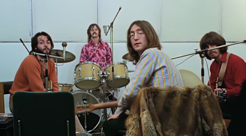 New Trailer for Peter Jackson's The Beatles: Get Back