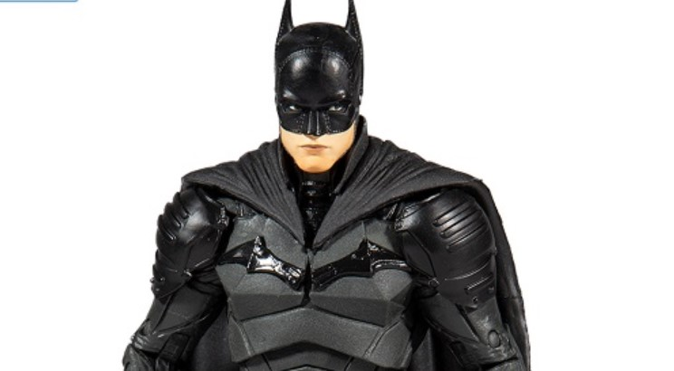 McFarlane Toys Give Better Look at Batman, Riddler, and Catwoman