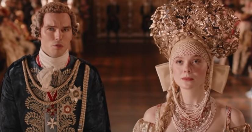 Catherine is Fierce in Trailer for The Great Season 2