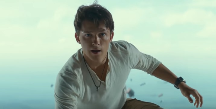 Tom Holland Stars in First Trailer for Uncharted Movie